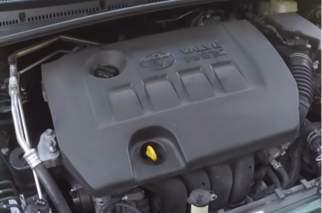 Заменить масло в Тойота Королла Е16, Е17, Е18